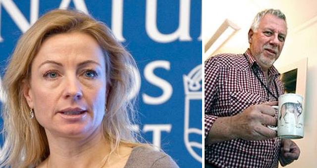 Susanna Löfgren Naturvårdsverket och Lars Furuholm Värmlands Län