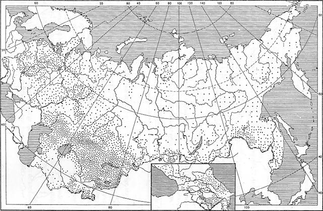 Sovjets vargstam 1980.