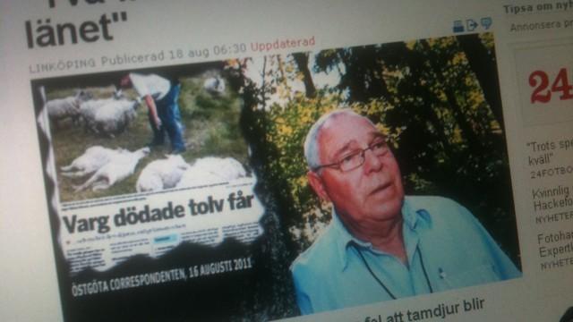 SRF uttalar sig om lämpligt antal revir i Östergötland