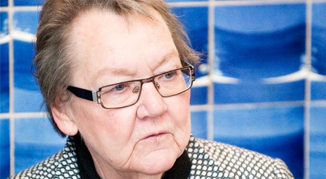 Marit Paulsen i SvT-intervju.