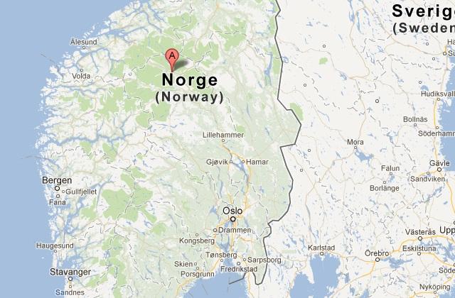Varg skjuten i Norge
