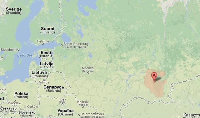 tre människor bitna av rabiessmittad varg Ryssland