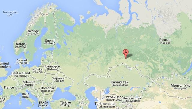30-årig kvinna angripen av varg ryssland