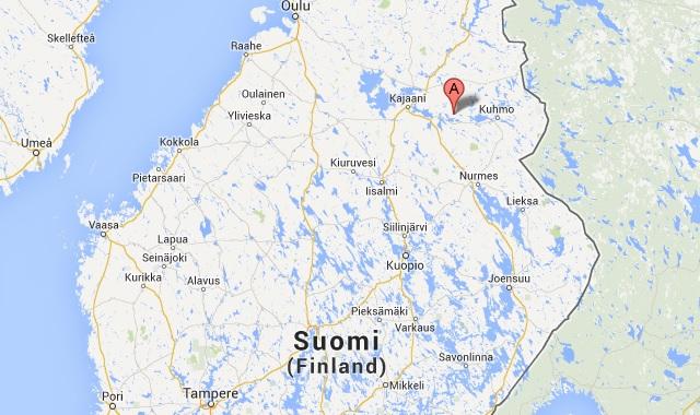 vargnärvaro ger finska barn skolskjuts